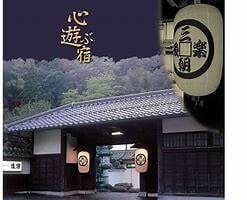 三朝温泉・秋の一泊ツ-リング!